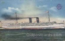 shi008188 - SS Harvard Steam Boat Steamer Ship Ships Postcard Postcards