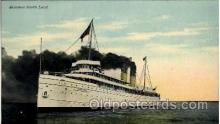 shi008201 - North Land Steamer Ship Ships Postcard Postcards
