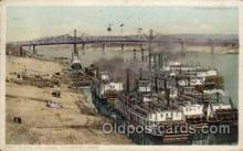 shi008245 - Cincinnatio Ohio, USA, Steamer Ship Ships Postcard Postcards