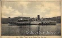 shi008257 - Robert Fulton Hudson River Line Steamer,  Ship Postcard Postcards