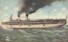 shi008301 - Excursion Steamship, Theo Roosevelt postcard postcards