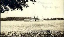 shi008369 - Steamship Massena Postcard Postcards