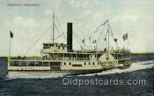 shi008383 - Steamer, Nantasket Postcard Postcards
