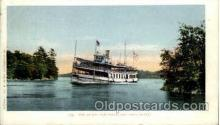 shi008408 - Steamer Island Wanderer, Thousand Islands