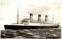 shi008426 - R.M.S. Majestic Steamer Ship Postcard Postcards