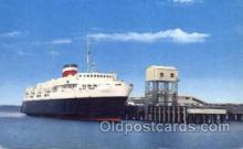 shi008440 - M.V. Bluenose Ferry Steamer Ship Postcard Postcards