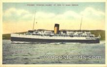 shi008449 - Princess Helene Steamer Ship Postcard Postcards