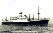 shi008472 - Ellerman Lines S.S. City Of Port Elizabeth Steamer Ship Postcard Postcards