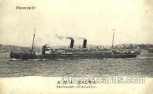 shi008485 - RMS Malwa, Peninsular Oriental, Co Steamer Ship Postcard Postcards