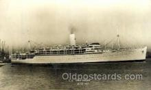 shi008490 - SS Stratheden Steamer Ship Postcard Postcards