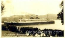 shi008502 - SS California, Panama Canal Steamer Ship Postcard Postcards