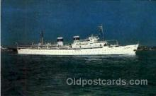 shi008505 - SS Silverstar, Infornal Cruise Steamer Ship Postcard Postcards