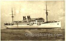 shi008534 - Ciudad De Sevilla Steam Ship Postcard Postcards