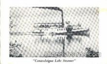shi008571 - Canandaigua Lake Steamer Steam Ship Postcard Postcards