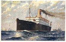 shi008609 - Svenska Amerikalinjen Steam Ship Postcard Postcards