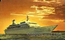 shi008619 - Island Princess, Princess Cruises Steam Ship Postcard Postcards