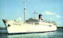 shi008631 - S/S Bahama Star Steam Ship Postcard Postcards