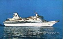 shi008642 - M/S Song Royal Caribbean Steam Ship Postcard Postcards