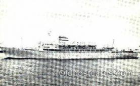 shi008730 - S.S. Theodor Herzl Steamer Ship Ships Old Vintage Postcard Postcards