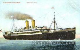 shi008763 - Norddeutschen Lloyd Lloyd Lloyd-Dampfer Steamer Ship Ships Old Vintage Postcard Postcards