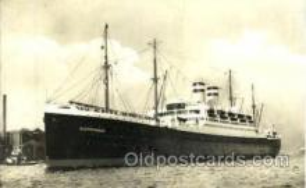 shi008776 - Hamburg - Amerika Linie, Deutschland Steamer Ship Ships Old Vintage Postcard Postcards