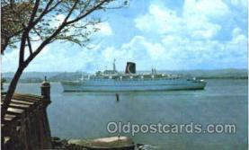 shi008832 - TSS Mardi Gras Steamer Ship Ships Old Vintage Postcard Postcards