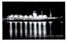 shi008835 - Steamer Ship Ships Old Vintage Postcard Postcards