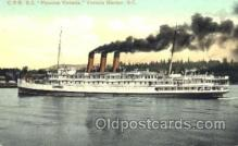 shi008850 - SS Princess Victoria Steamer Ship Postcard Postcards
