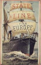 shi008892 - Reproduction, Austin Baldwin Steamer Ship Ships Postcard Postcards