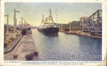 shi008907 - S.S. Nebraskan Steamer Ship Ships Postcard Postcards