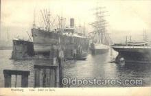 shi008911 - Hamburg Steamer Ship Ships Postcard Postcards