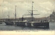 shi008931 - L'Equateur Steamer Ship Ships Postcard Postcards