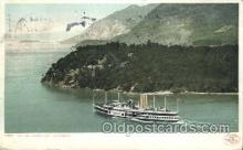 shi008942 - The Hudson Steamer Ship Ships Postcard Postcards