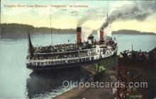 shi008943 - Chippewa Steamer Ship Ships Postcard Postcards