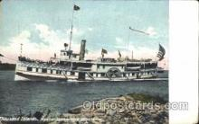 shi008946 - St. Lawrence Folger Steamer Ship Ships Postcard Postcards