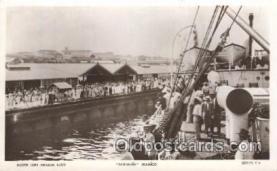 shi008960 - Saudades Steamer Ship Ships Postcard Postcards