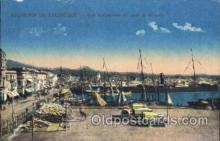 shi008969 - Souvenir de Salonique Steamer Ship Ships Postcard Postcards