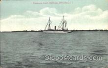 shi008981 - President Yacht, Mayflower, Whitestone, L.I., USA Steamer Ship Ships Postcard Postcards