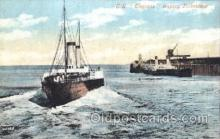 shi008985 - S.S.Empress Steamer Ship Ships Postcard Postcards