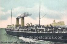 shi008989 - Jan Breyde Steamer Ship Ships Postcard Postcards