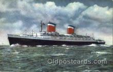 shi009002 - United States Lines<br><br>SS United States postcard postcards
