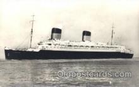 shi009059 - Liberte Steamer Ship Ships Postcard Postcards
