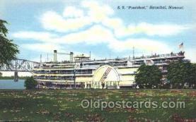 shi009063 - S.S. President Steamer Ship Ships Postcard Postcards