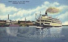 shi009069 - Delta Queen Steamer Ship Ships Postcard Postcards