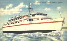 shi009070 - M.V. Chinook Steamer Ship Ships Postcard Postcards