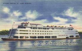shi009073 - Steamer Admiral Steamer Ship Ships Postcard Postcards