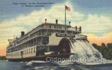 shi009074 - Delta Queen Steamer Ship Ships Postcard Postcards