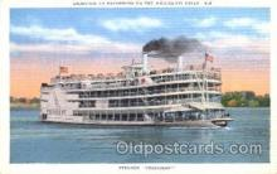 shi009076 - Steamer President Steamer Ship Ships Postcard Postcards