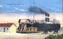 shi009091 - Carferry Ann Arbor Steamer Ship Ships Postcard Postcards