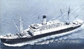 shi009094 - S.S. Baranof Steamer Ship Ships Postcard Postcards